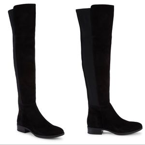 NEW Sam Edelman Pam Suede Over-The-Knee Boots